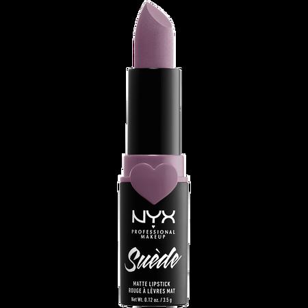 NYX Professional Make-up Suede Matte Lipstick