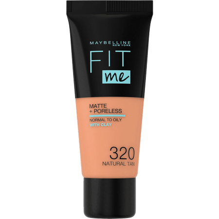 MAYBELLINE FIT me! Matte+Poreless Makeup