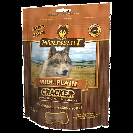 Wolfsblut Cracker Wide Plain/Pferd Süßkartoffel
