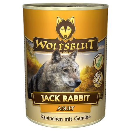 Wolfsblut Jack Rabbit Adult/Kaninchen Gemüse