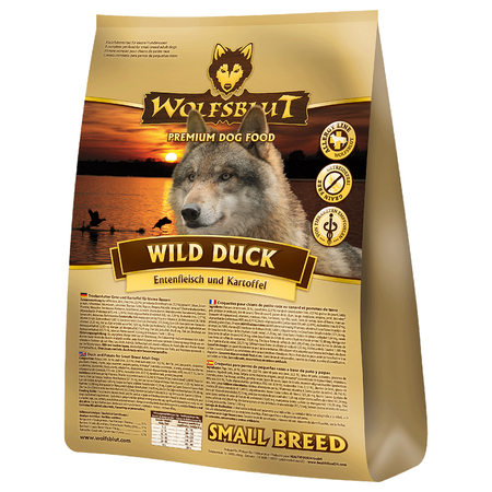 Wolfsblut Wild Duck Small Breed