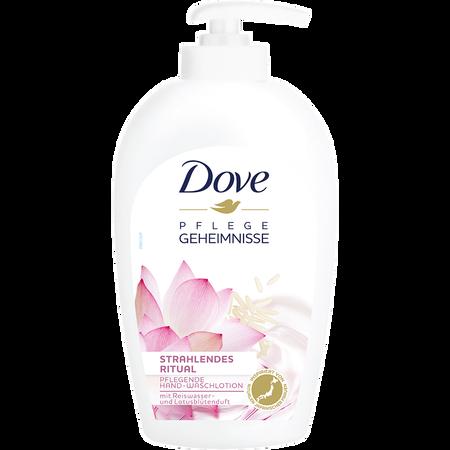 Dove Hand-Waschlotion mit Reiswasser- und Lotusblütenduft
