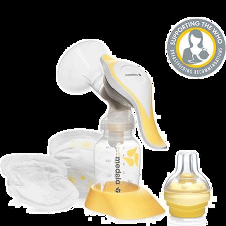 Medela Harmony Handmilchpumpe - Pump & Feed Set