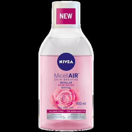 NIVEA MicellAIR Rose Water mit Öl
