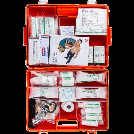 Rauscher Erste-Hilfe-Verbandkasten Typ 2 - Kunststoff