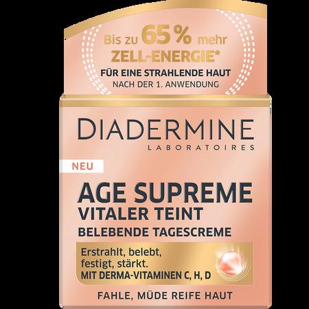 DIADERMINE Age Supreme Vitaler Teint belebende Tagescreme