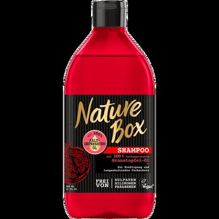 Nature Box Shampoo Granatapfel