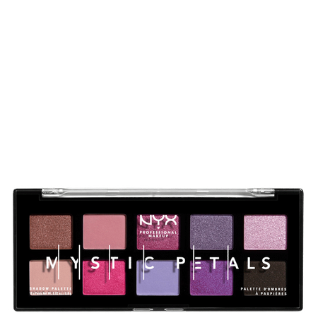 NYX Professional Make-up Nyx Pal. Mystic Petals Midnight Orchid/Eyeshadow Palette