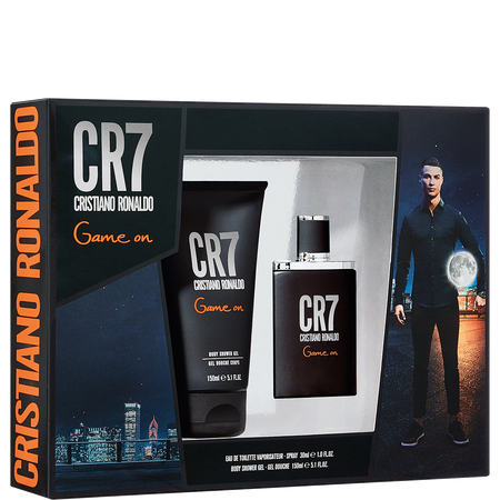 Cristiano Ronaldo Game On Eau de Toilette (EdT) Set