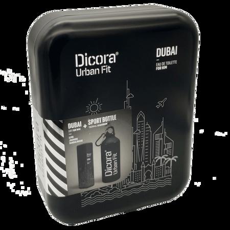 Dicora Duftbox Dubai Eau de Toilette (EdT) + Trinkflasche