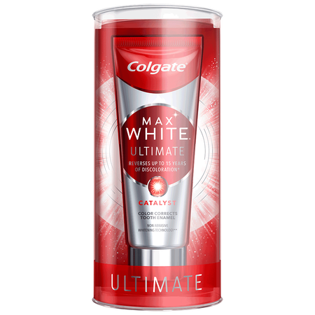 Colgate Max White Ultimate White Zahncreme