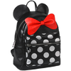 Bild: Disney's Rucksack Minnie Schwarz Punkte