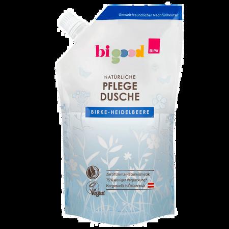 bi good Pflege Duschgel Birke-Heidelbeere Nachfüllung