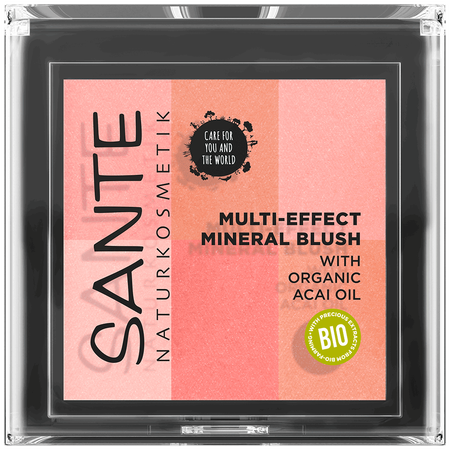 SANTE Multi-Effect Mineral Blush