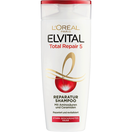 L'ORÉAL PARIS ELVITAL Shampoo Reparatur & Fülle