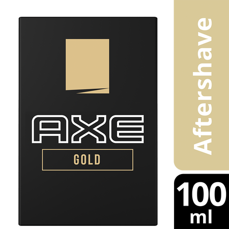 AXE After Shave Gold