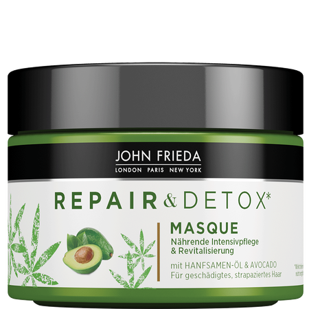 JOHN FRIEDA  Repair & Detox Masque