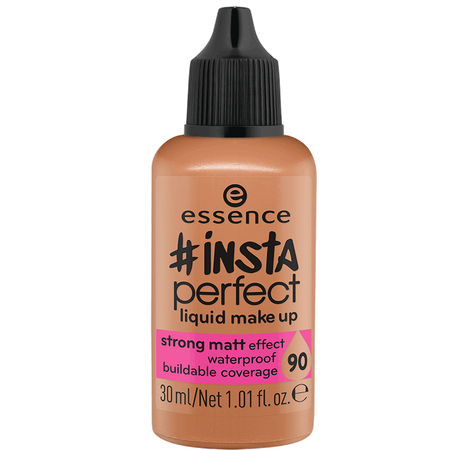 essence insta perfect liquid make up