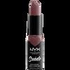 Bild: NYX Professional Make-up Suede Matte Lipstick lavender and lace