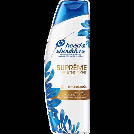 head & shoulders Supreme Shampoo Feuchtigkeit
