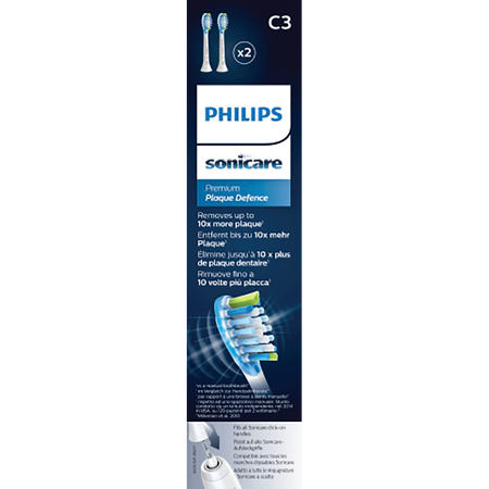 PHILIPS Sonicare Aufsteckbürsten Plaque Defense