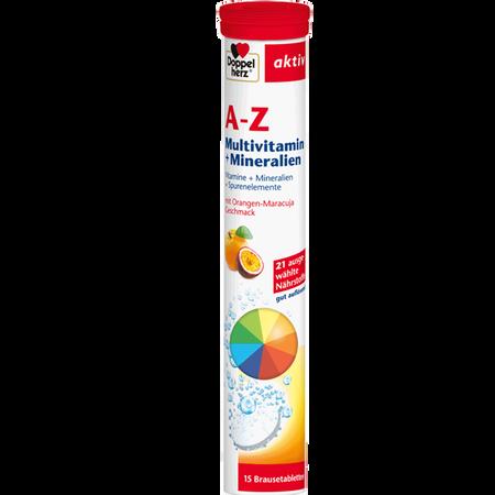 DOPPELHERZ A-Z Multivitamin + Mineralien