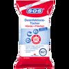 Bild: SOS Desinfektions-Tücher Hände und Flächen