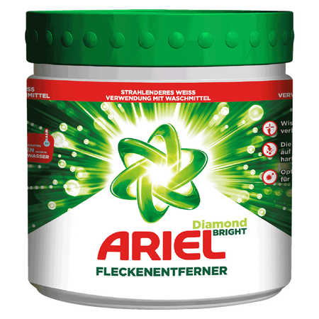 ARIEL Diamond BRIGHT Fleckenentferner
