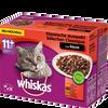 Bild: Whiskas 11+ Klassische Auswahl in Sauce