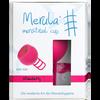 Bild: Merula Cup strawberry Menstruationstasse