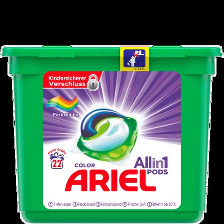 ARIEL All in 1 Color Farbschutzmittel Pods