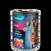 Bild: ZooRoyal Hundenassfutter mit Kalb