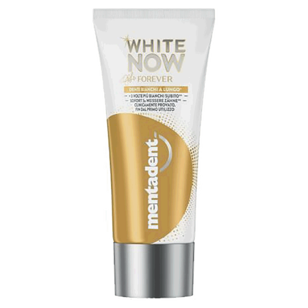 MENTADENT WHITE NOW FOREVER