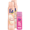 Bild: Fa Deospray Divine Duo+Mini