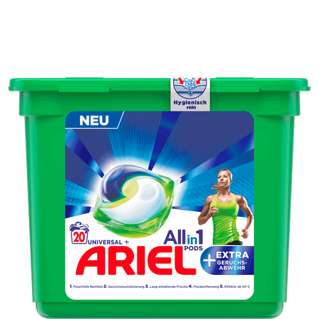 ARIEL All in 1 Pods Universal+