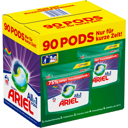 ARIEL All in 1 Pods Color+