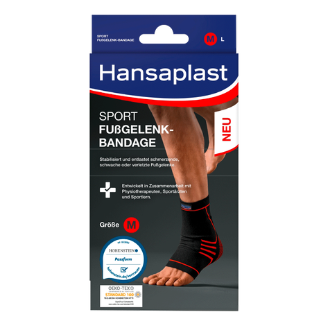 Hansaplast Hansaplast Bandage Gr.M