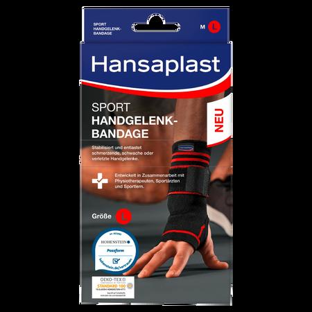 Hansaplast Hansaplast Bandage Handgelenk Gr.L