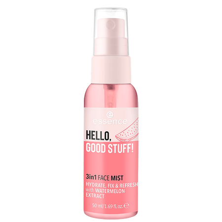 essence Hello, Good Stuff! 3in1 Face Mist