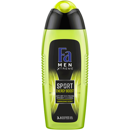 Fa MEN Dusche energy boost