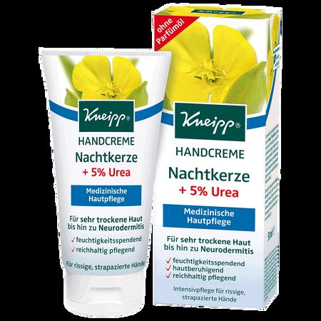 Kneipp Handcreme Nachtkerze Urea 5%
