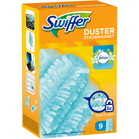 Swiffer Staubmagnet Nachfüllung mit Febreze-Duft