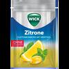 Bild: WICK Hustenbonbons mit Zitrone ohne Zucker