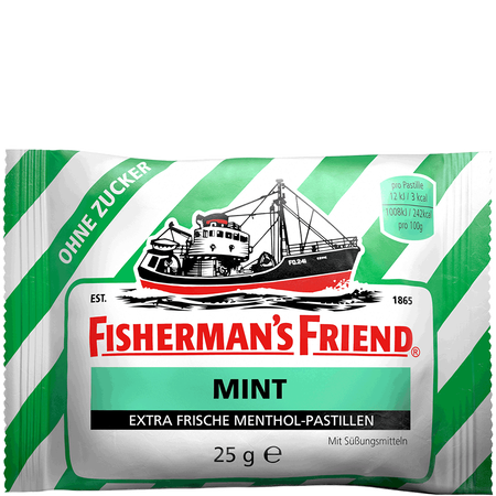 Fisherman's Friend Mint Pastillen