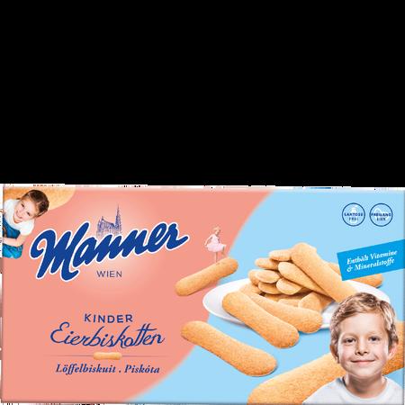 Manner Biskotten für Kinder