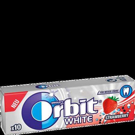 Orbit White Strawberry Kaugummi