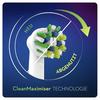 Bild: Oral-B CrossAction Aufsteckbürsten mit   CleanMaximiser-Borsten für ganzheitliche Mundreinigung, 3+1Stück