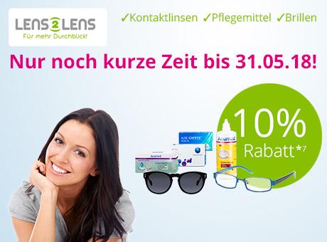 Lens2Lens Aktion -10%