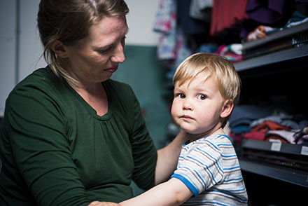 Caritas Mutter-Kind-Häuser