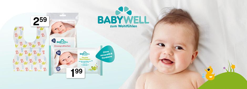 BABYWELL online bestellen